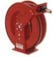 Компактная катушка с приводной пружиной