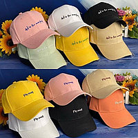 Подростковые кепки