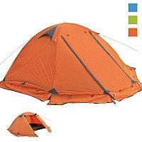 Двухместная палатка Fortus SY-A39, цвет оранжевый, 215*215*142 см