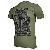 Тактическая тренировочная футболка «Mandalorian»