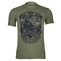 Тактическая тренировочная футболка «Чумной доктор»