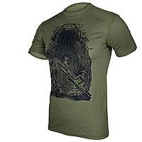 Тактическая тренировочная футболка «Леший»