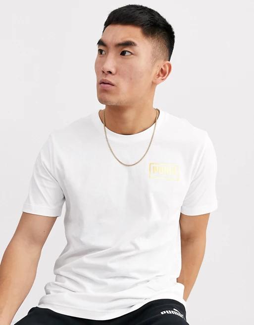 Puma Мужская футболка - A4