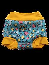 Подгузники для плавания из неопрена звёзды