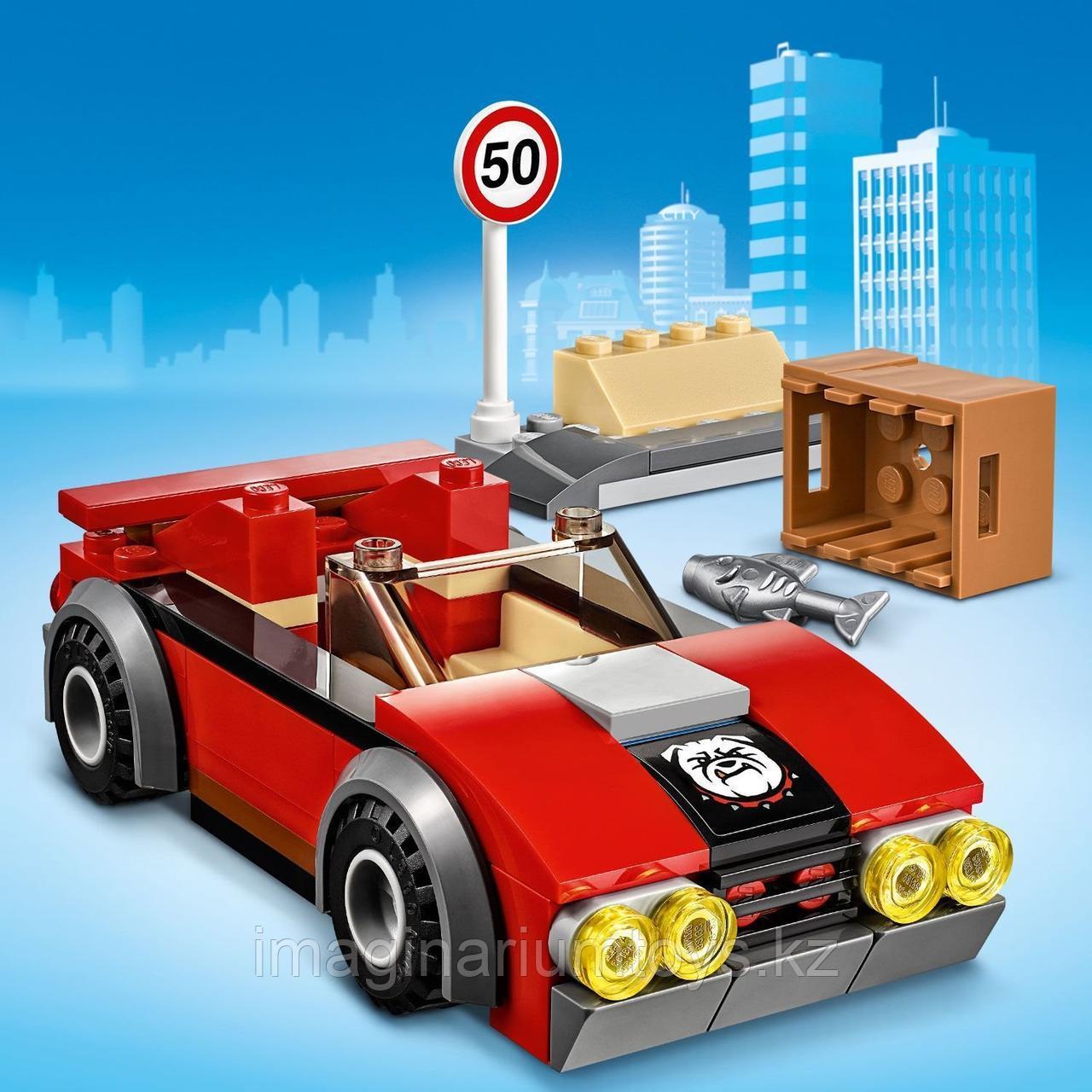 Конструктор LEGO City Лего Город Арест на шоссе 60242 - фото 2