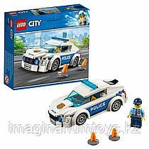 Конструктор LEGO City Лего Город Полицейский автомобиль 60239