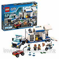 LEGO City Конструктор Лего Город Полиция. Мобильный командный центр 60139