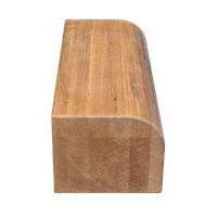 ТОРЦЕВАЯ ПЛАНКА, НОВОЗЕЛАНДСКАЯ ТЕРМОСОСНА PINO PREMIO, 80Х100 ММ, фото 1