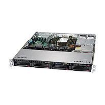Серверная платформа SUPERMICRO AS -1013S-MTR  1U Black
