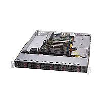 Серверная платформа SUPERMICRO AS -1114S-WTRT  1U  Black