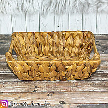 Хлебница плетеная. Материал: Береста. Цвет: Разные цвета (ручная работа)