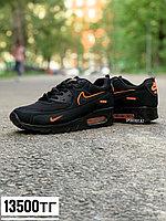 Кросс Nike Air Max 90 чвн оранж