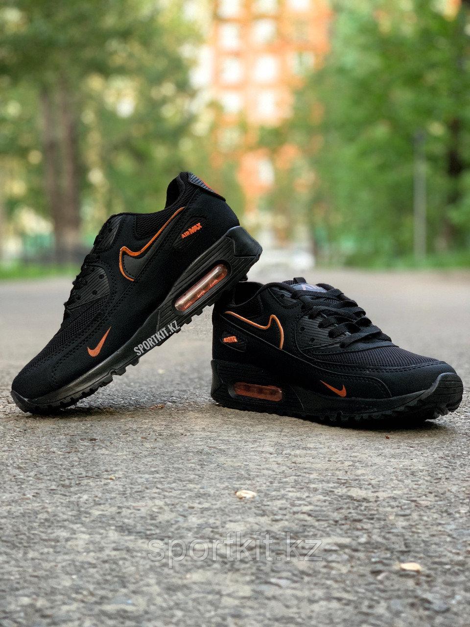 Кросс Nike Air Max 90 чвн оранж - фото 2