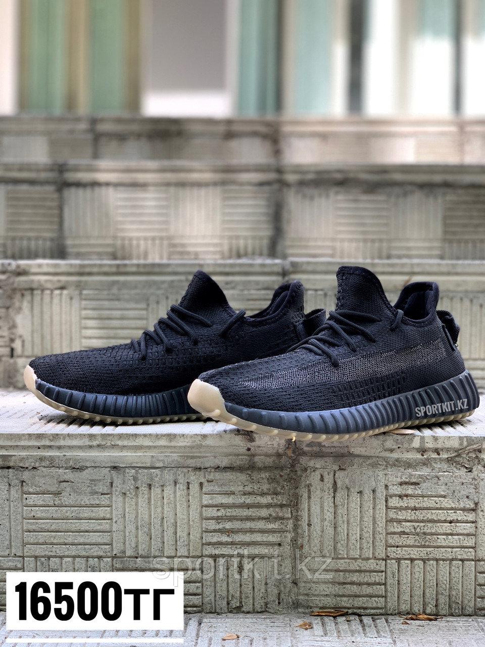 Кросс Adidas Yeezy 350 черн - фото 1