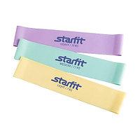 Комплект мини-эспандеров Starfit ES-203 pastel