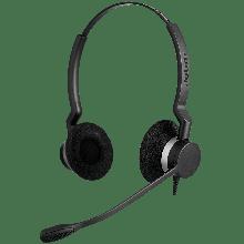Jabra 2399-823-109 Проводная гарнитура BIZ 2300 Duo, USB, MS