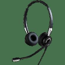 Jabra 2499-829-209 гарнитура проводная BIZ 2400 II Duo USB MS