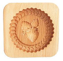 Форма для пряника (пряничная доска) Buken «Клубника»