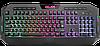 Клавиатура проводная игровая Defender Gelios GK-174DL ENG/RUS   45174