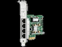 Сетевой адаптер HP Enterprise Ethernet 1Gb 4-port 331T Adapter (647594-B21)