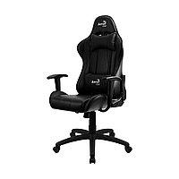 Игровое компьютерное кресло, Aerocool AC100 AIR B искусственная кожа
