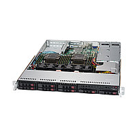 Серверная платформа SUPERMICRO SYS-1029P-WTR  1U Black