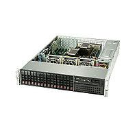 Серверная платформа SUPERMICRO SYS-2029P-C1R  2U Black