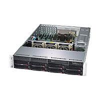 Серверная платформа SUPERMICRO AS -2013S-C0R  2U Black