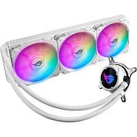 Водяное охлаждение CPU Asus ROG STRIX LC 360 RGB WHITE