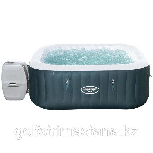 Аэромассажный бассейн Bestway Lay-Z-SPA 60015 Ibiza AirJet (180x180x66 см)