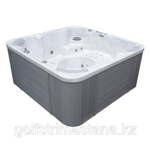 Гидромассажный бассейн IQUE Corsica 2000-CFL (200х200х89 см)