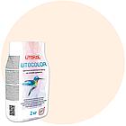 LITOCOLOR L.20 жасмин - затир. смесь (2kg Al.bag) 15 шт