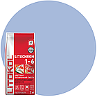 LITOCHROM 1-6 C.190 васильк.-затир.смесь (2kg Al.bag) 8 шт