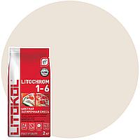 LITOCHROM 1-6 C.50 св.- бежевый-затир.смесь (5kg Al.bag), фото 1