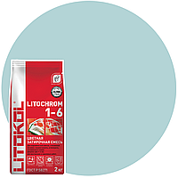 LITOCHROM 1-6 C.600 турмалин-затир. смесь (2kg Al.bag) 8 шт, фото 1