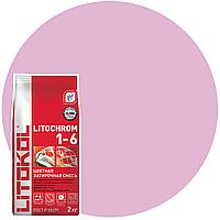LITOCHROM 1-6 C.650 аметист затир. смесь (2kg Al.bag) 8 шт, фото 1
