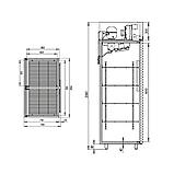 Холодильный шкаф Капри 1,12МВ, фото 2