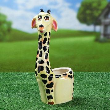 "Кашпо ""Жираф"", 1 л"
