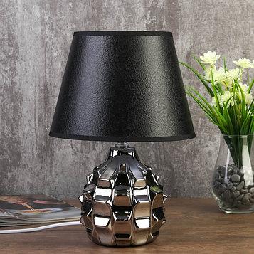 Лампа настольная 7555101TL/1 E14 40Вт хром 22х22х32 см