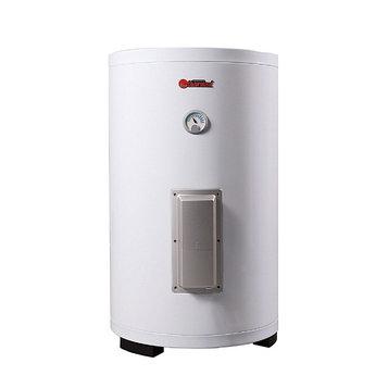 Водонагреватель Thermex ER 100 V (combi), накопительный, 1.5 кВт, 100 л, белый