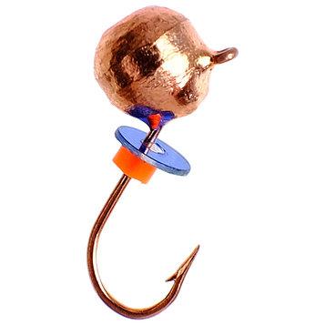 Мормышка дробь 4 (гальваника)