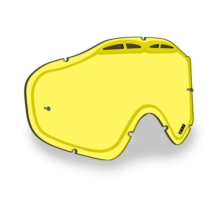 Линза 509 Sinister X5 Tear Off, цвет Желтый/Коричневый, OEM 509-X5LEN-13-TYL