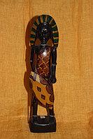 Идол Воин. Африканский божок.