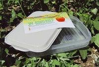 Эм-Контейнеры для хранения пищевых продуктов, 3 шт