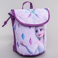 Рюкзак детский, Холодное сердце