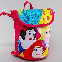 Рюкзак детский, Принцессы