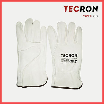 Летние кожаные перчатки TECRON™ 3315