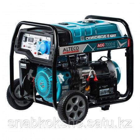 Бензиновый генератор ALTECO AGG 7000 Е MSTART