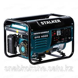 Бензиновый генератор STALKER SPG 4000