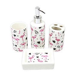 """Керамический набор для ванной комнаты """"Авилина"""" GL5032"""